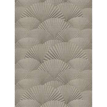 kuori - the gray conteemporary area rug