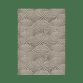 kuori - the gray conteemporary area rug