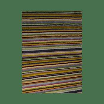 linija - simple colorful living area rug