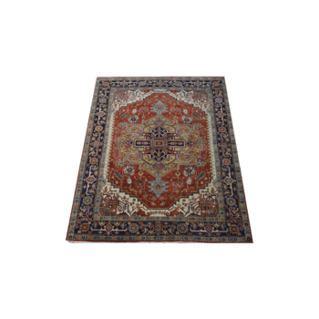 minaz - a traditional persian indoor rug