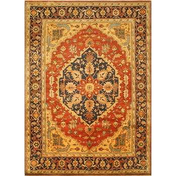 nazgol - the beautiful traditional indoor rug