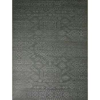 rasa - the dark classical indoor area rug