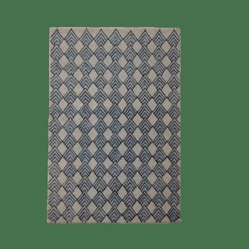 ruutu - the diamond patterned indoor rug