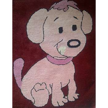 scooby - a designer playful kid carpet rug