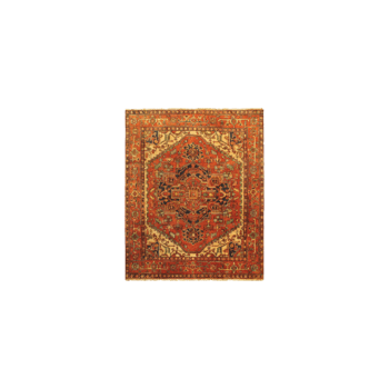 smaragda - the persian living area rug