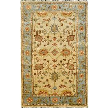 zinat - a traditional living-area indoor rug