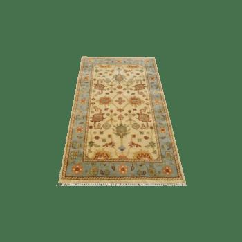 zinat - a traditional living-area indoor rug